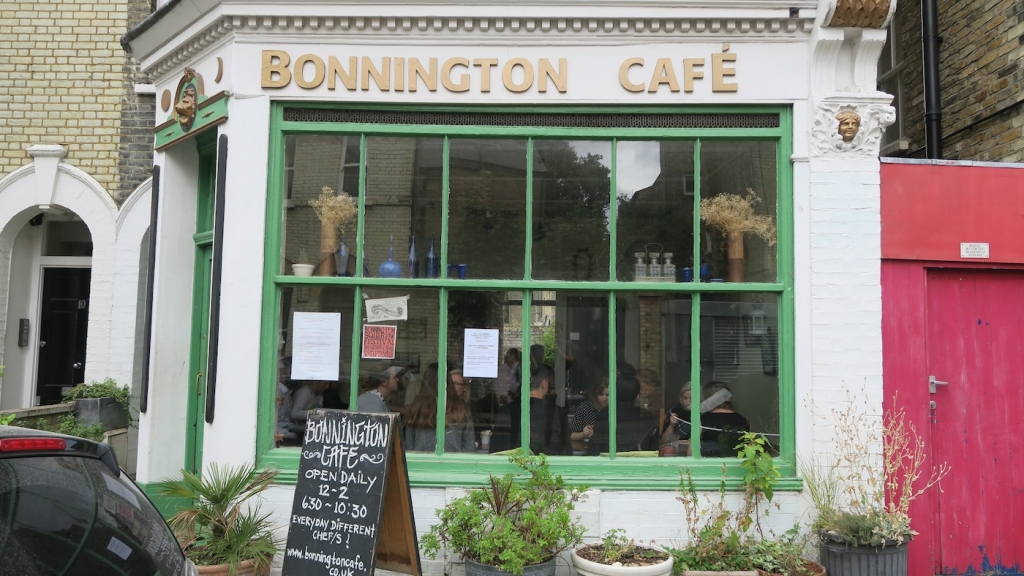 Bonnington Cafe, London
