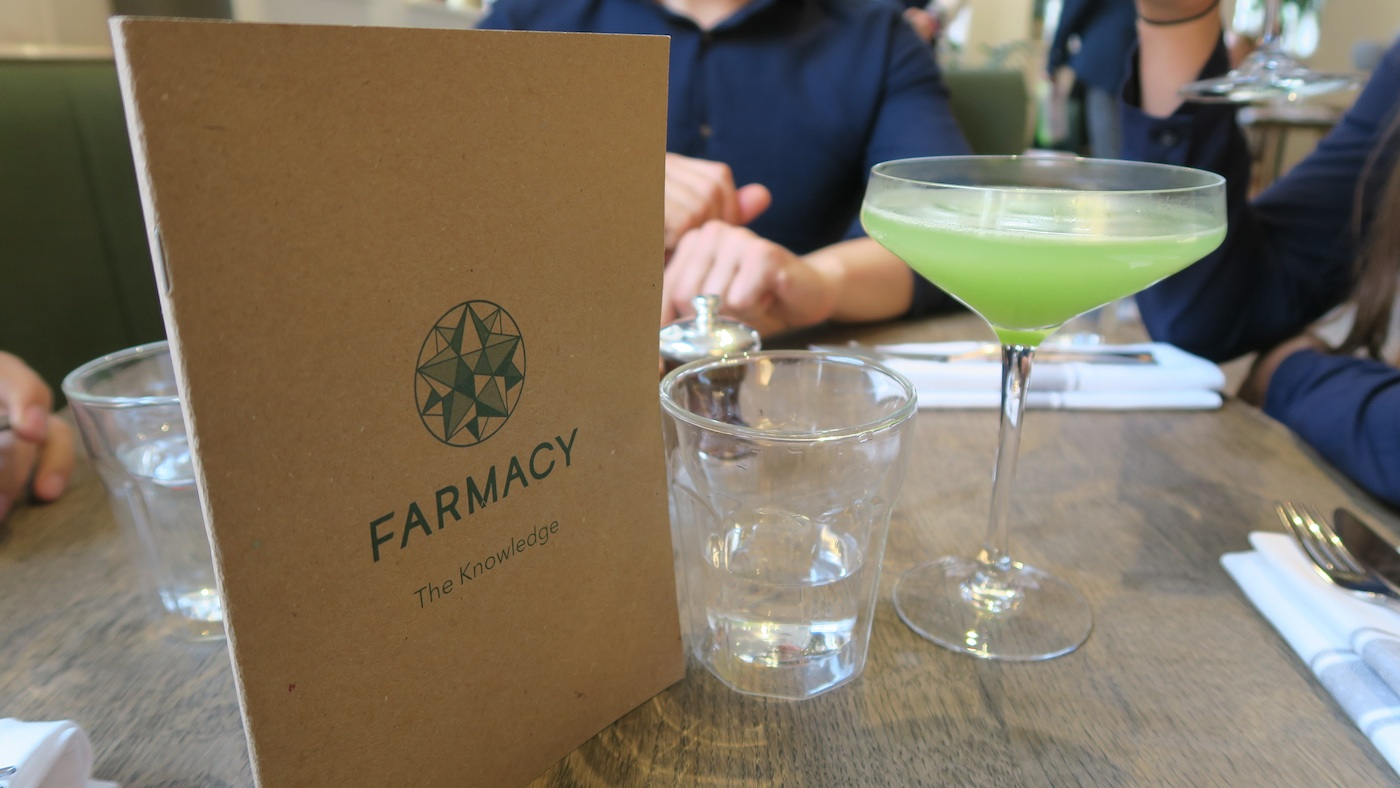 Farmacy Cafe London