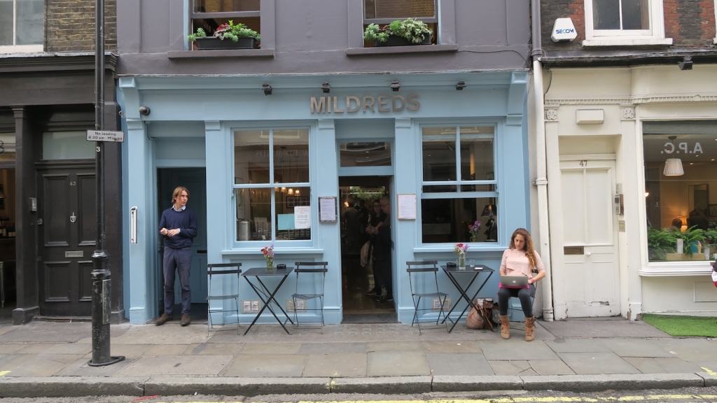 Mildreds, London