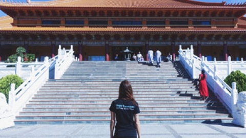 A One Day Meditation Retreat at Nan Tien Temple