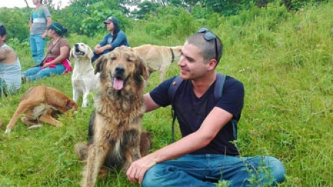 One day in Territorio de Zaguates – The land of the stray dogs