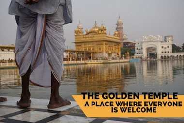 The Golden Temple - VeganTravel
