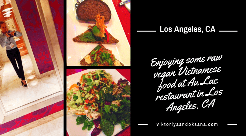 How to Eat Vegan While Traveling for Business in Los Angeles