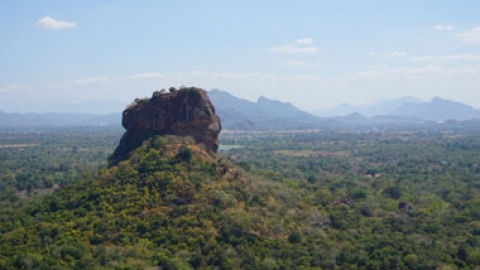 Journey to Sigiriya, Sri Lanka