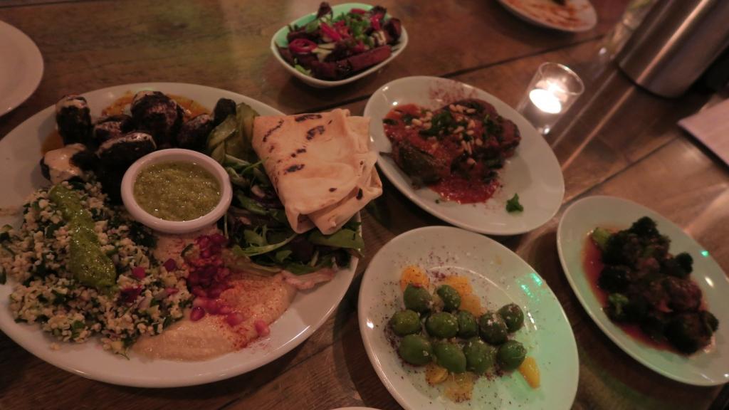 Maray restaurant Liverpool