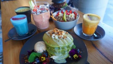 Vegan in Melbourne