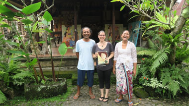 Authentic Balinese Homestay - VeganTravel