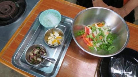 Authentic Thai Cooking Class- Veganized!