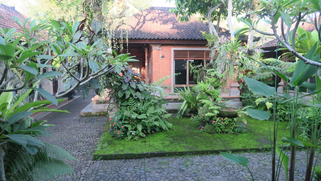Balinese Family Compound