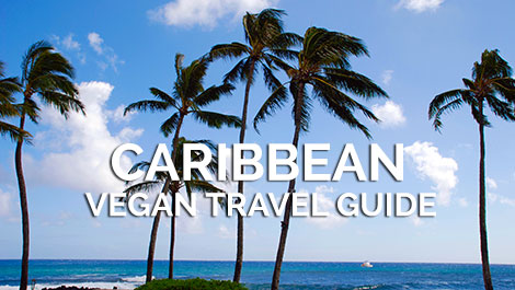Caribbean Vegan Travel Guides