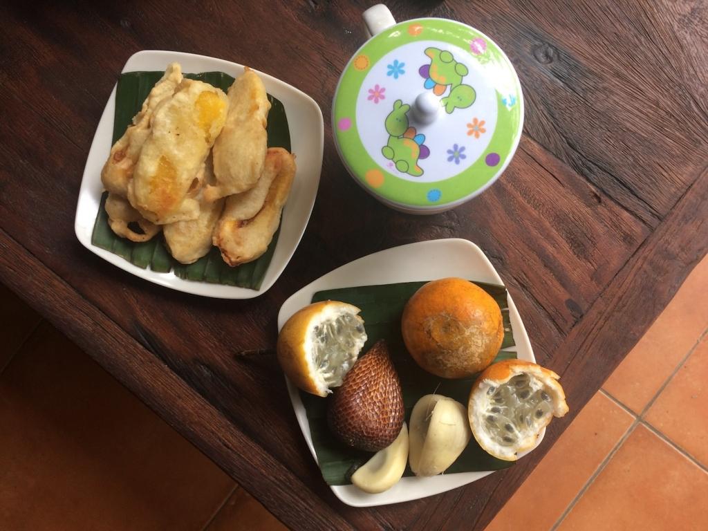 vegan bali breakfast