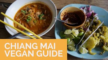 Chiang Mai Vegan Guide - VeganTravel