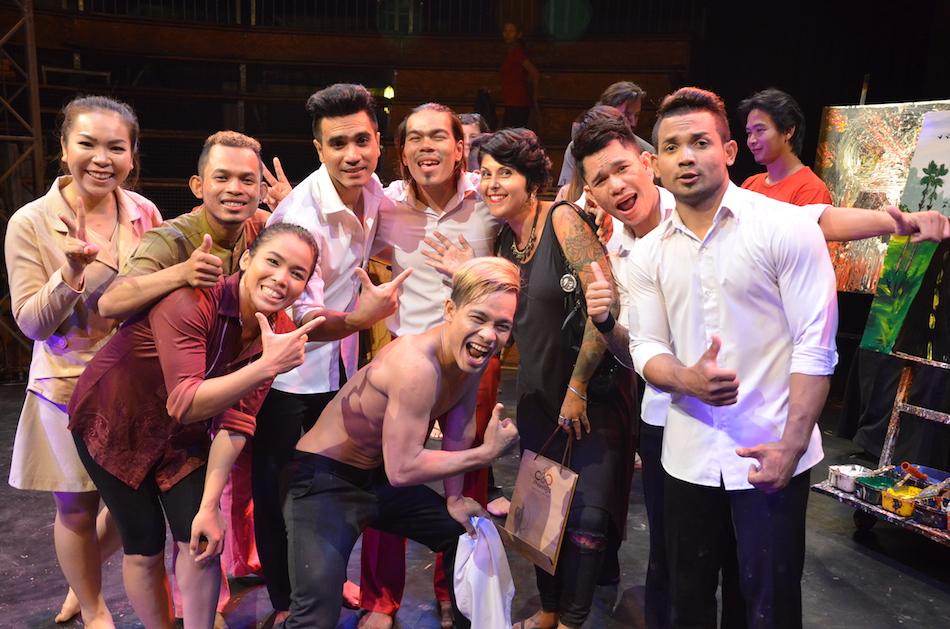 Share Human Circus, Siem Reap, Cambodia