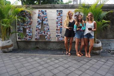 Exploring Four Areas of Bali - VeganTravel