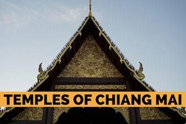 Temples of Chiang Mai - VeganTravel