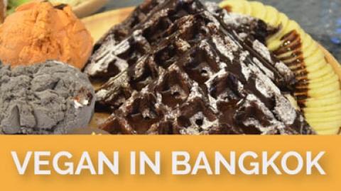 Vegan in Bangkok