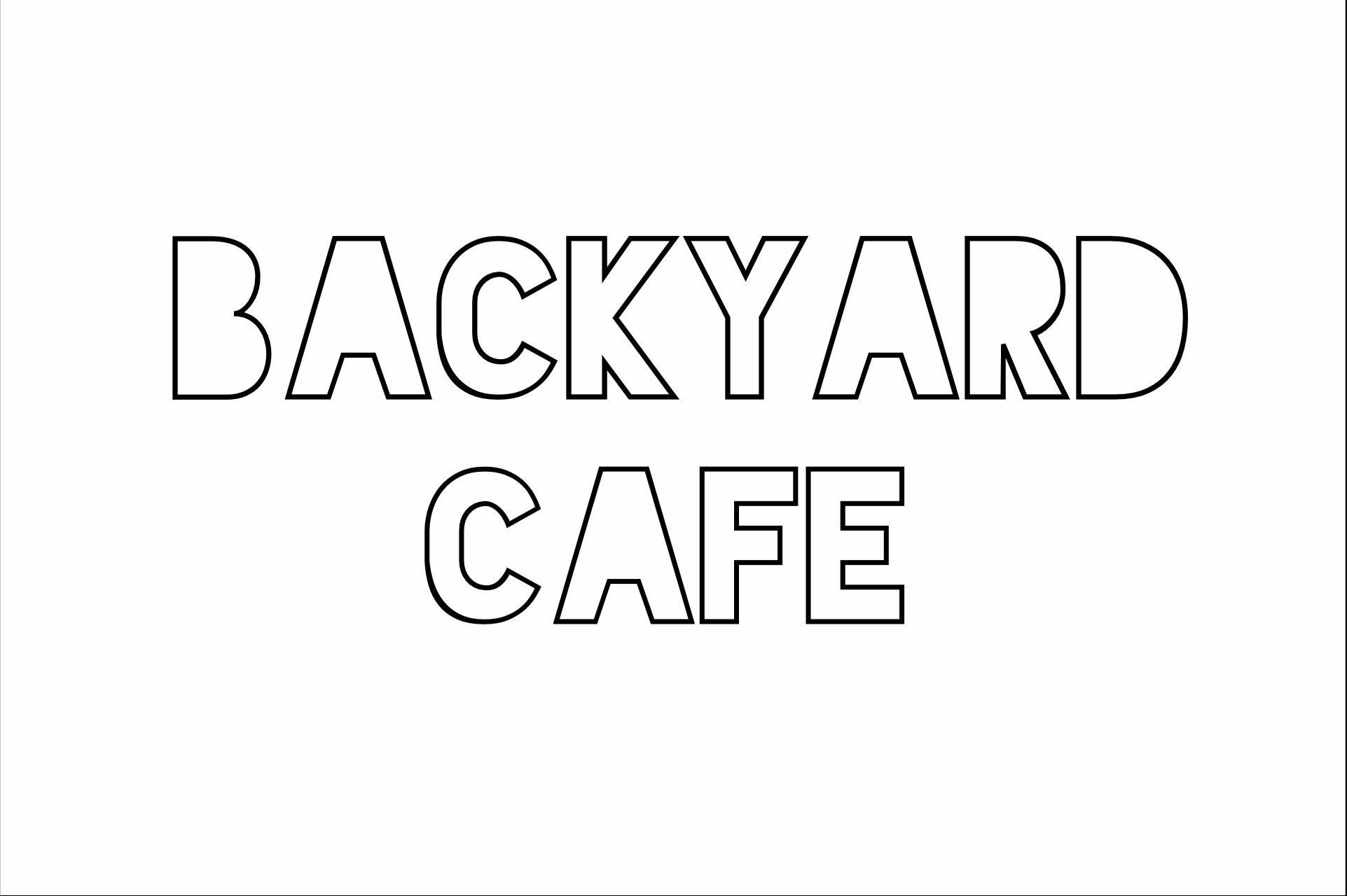 backyard cafe vegan dining reviews vegan travel