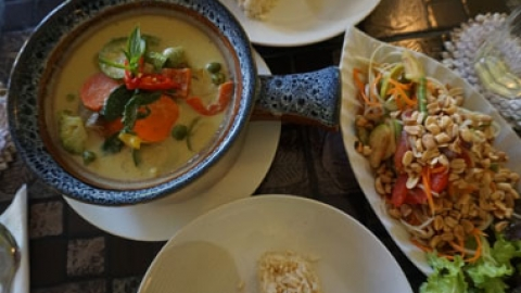Favorite Places to Eat in Chiang Mai