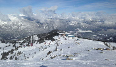 Planning a Whistler Getaway