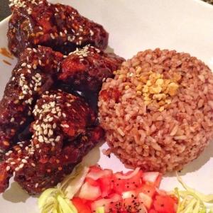 Gangnam Vegan Chicken Juicesabel