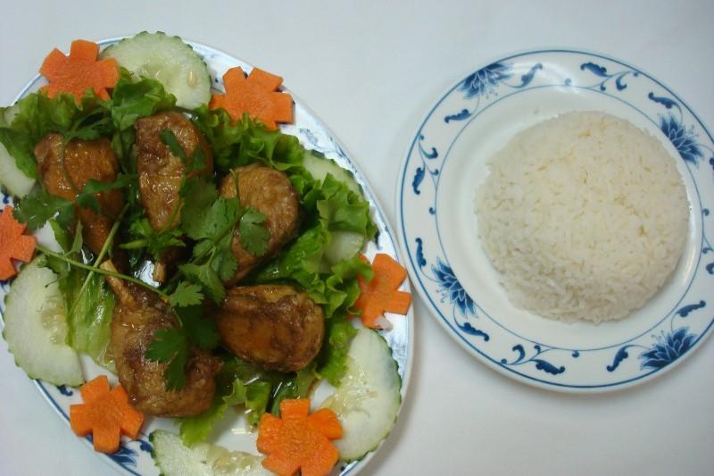 Trang Viet Cuisine - Vegan Traveller Reviews - VeganTravel.com