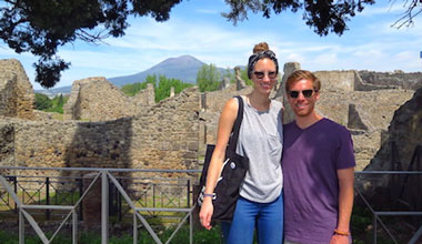 Christina & Keith's Vegan Travel Blog