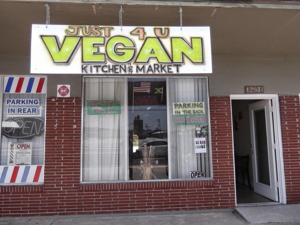 Vegan Jamaican Food in Tampa