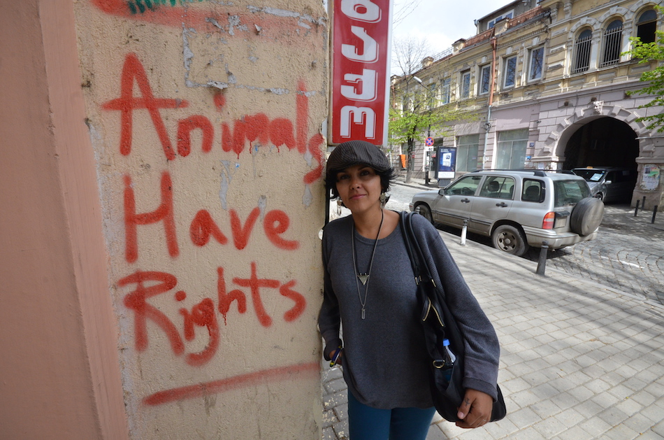 Animals Have Rights-Tbilisi, Georgia