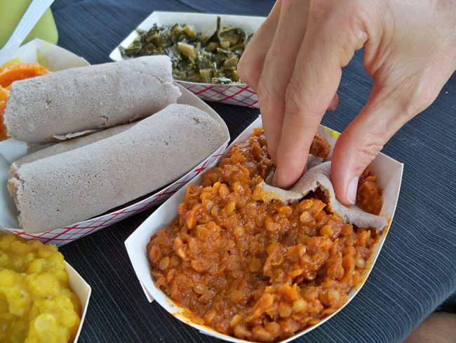 Vegan Ethiopian Food Tampa
