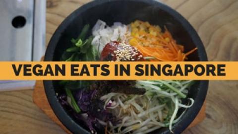 Vegan Eats in Singapore