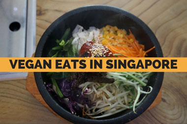 Vegan Eats in Singapore