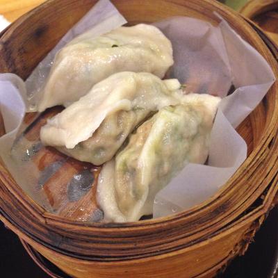 Vegan Dumpling
