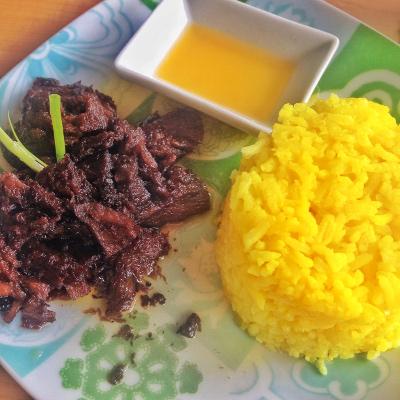 Vegan Filipino Tapa
