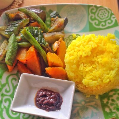 Vegan Filipino Pinakbet