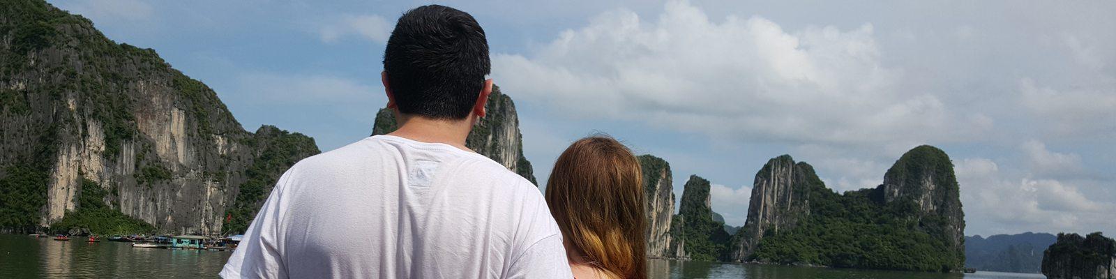 Rebecca & Francis's Vegan Travel Adventures