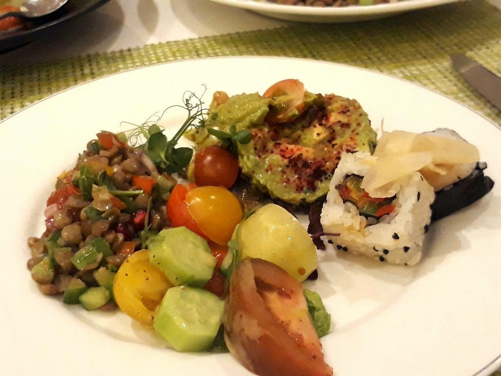 Vegan Travel The Pearl Doha Qatar