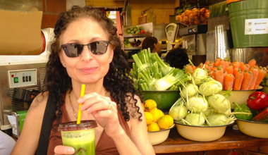 Zahava's Vegan Travel Adventures