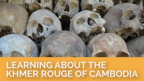 Khmer Rouge of Cambodia