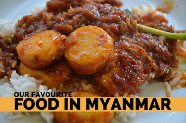Our Favorite Food in Myanmar by Mindful Wanderlust on VeganTravel.com