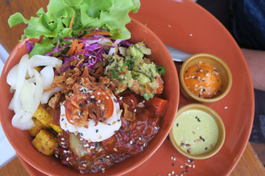 Vegan in Phuket by Shae on VeganTravel.com