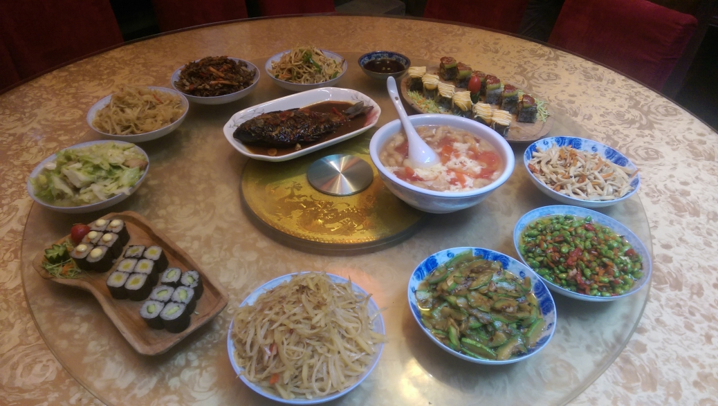 How to Eat Vegan in China by Bianca on VeganTravel.com