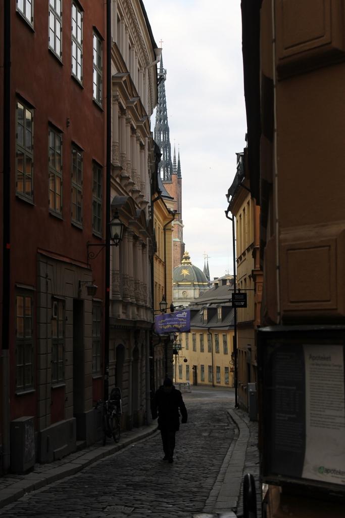 Vegan Travels in Stockholm