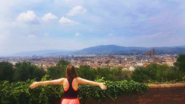 In Love with Italy by Rebecca and Francis on VeganTravel