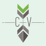 Crunchy Vegan Gal Logo