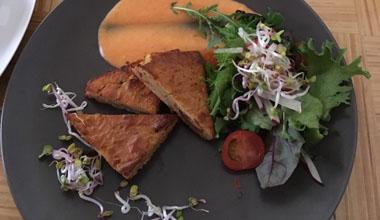 Vegan Food in Tallinn, Estonia by Suzy Jones