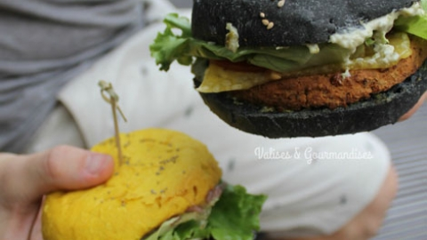 Flower Burger – Hippie burgers in Milan