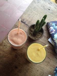 Ometepe smoothie