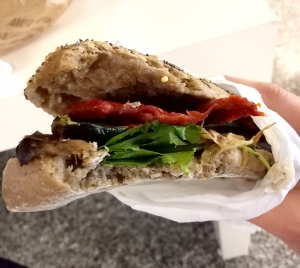Vegan Panino Chef Express