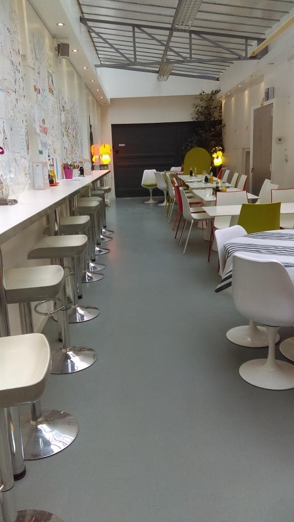 La Verrière vegan restaurant Paris