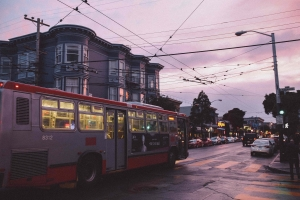 Public Transportation San Francisco